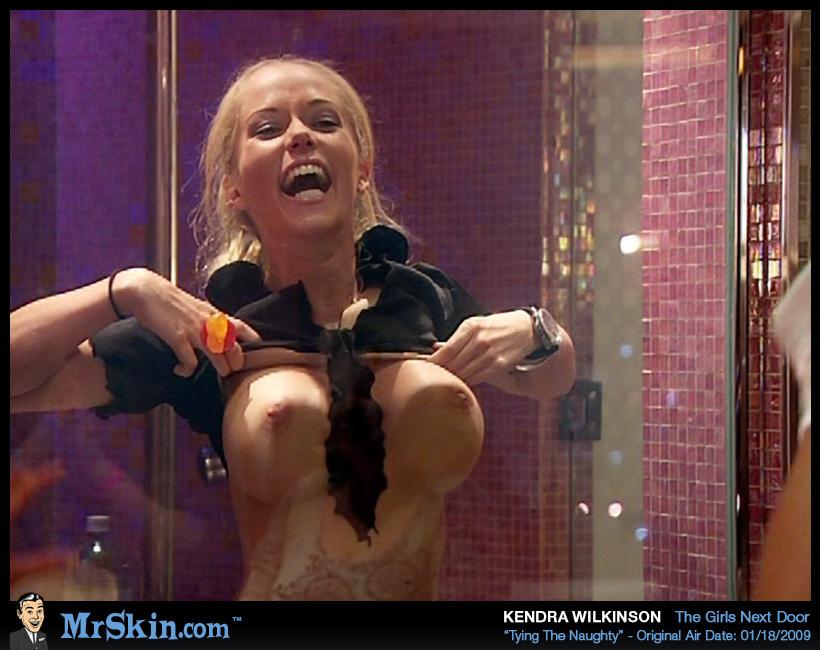Celebrity Kendra Wilkerson Nude Pics