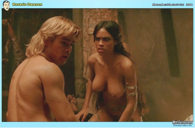 rosario dawson nude shots