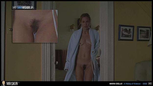 Pity, Maria bello full frontal nude seems
