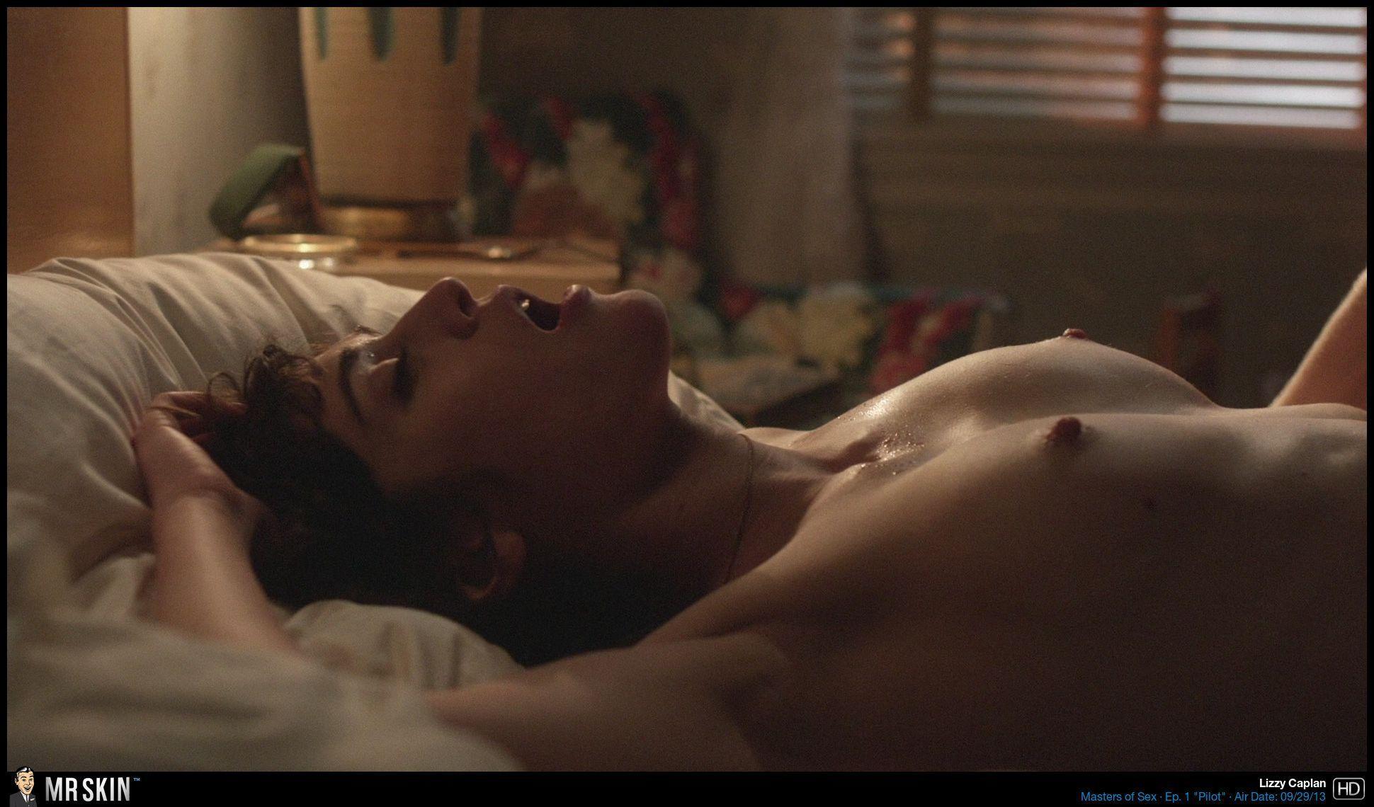 Masters of sex season 4 nudity