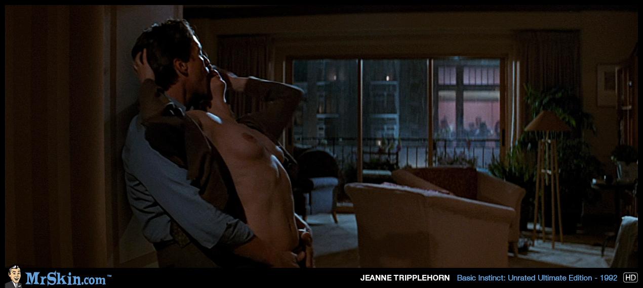 You uneasy Jeanne tripplehorn hot scenes