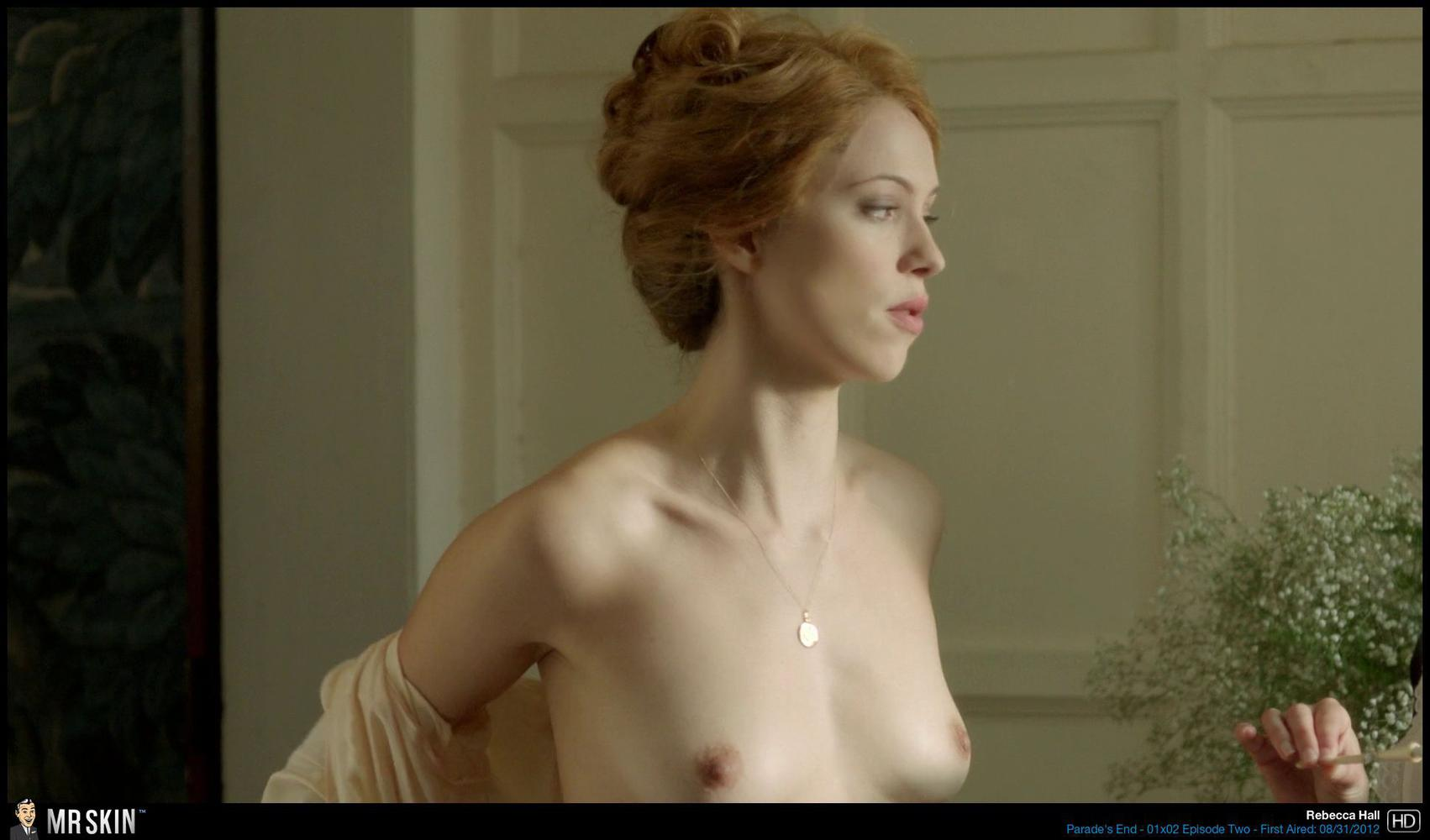 You will Rebecca hall nude fakes commit error
