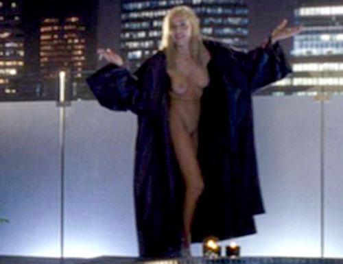 Alexis golden nude