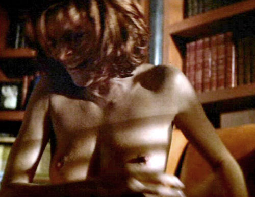 Thomas crown affair nude scene